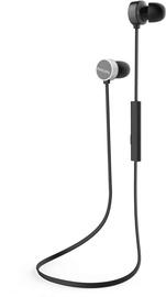 Kõrvaklapid Philips UpBeat Black, juhtmevabad