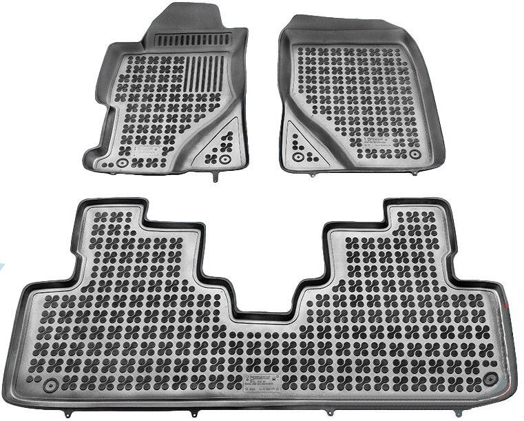 REZAW-PLAST Honda Civic Sedan 2001-2005 Rubber Floor Mats