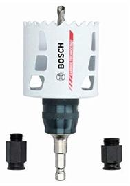Bosch 2608594267 Carbide Holesaw Conversion Set 68mm w/Pilot Drill