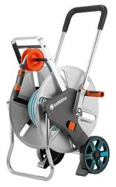 Gardena Hose Trolley AquaRoll L Easy Hose Set Metal