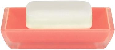 Spirella Freddo Soap Dish Plastic Salmon Colour