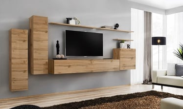 ASM Switch I Wall Unit Wotan Oak