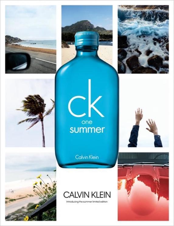 Calvin Klein Ck One Summer 2018 100ml EDT Unisex