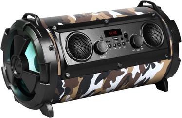 Беспроводной динамик Rebeltec SoundTube 190 Camo, 30 Вт