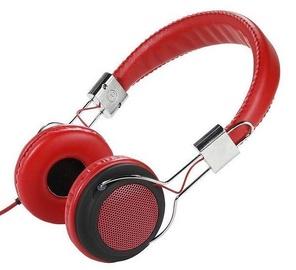 Vivanco Headphones COL400 Red