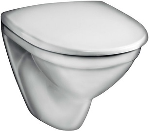 Gustavsberg Nautic 345x500mm WC White with Lid