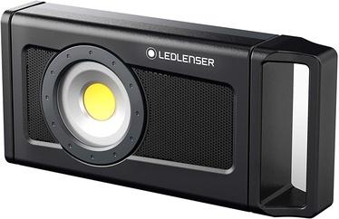 Ledlenser Flashlight iF4R Music LED Black