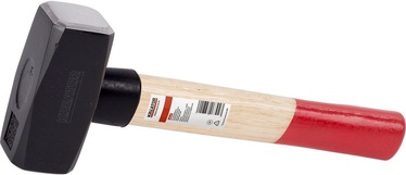 Kreator KRT902002 Club Hammer with Wooden Handle 1250g