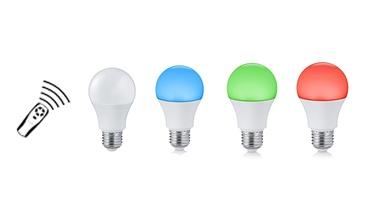 Reality LED Bulb R951-69 A15 4W E14 RGB