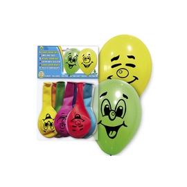 Õhupallid, erinevat värvi, 10 tk pakis