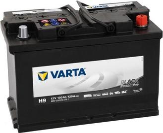 Varta ProMotive HD Black H9
