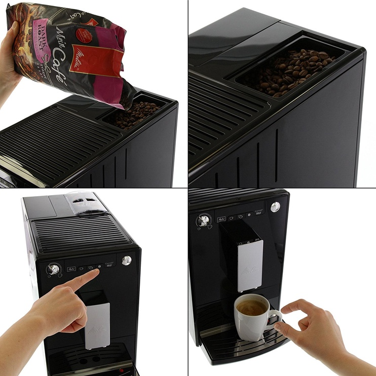 Kohvimasin Melitta Caffeo Solo Coffee E950-101