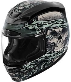 Icon Helmet Am Vitriol Multicolor L