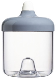ViceVersa Round Canister 0.75L Grey