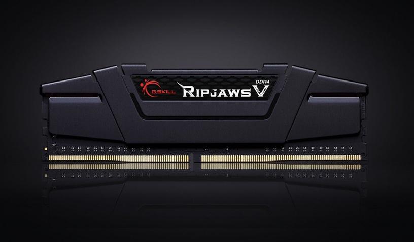 G.SKILL RipjawsV 32GB 3200MHz CL14 DDR4 DIMM KIT OF 4 F4-3200C14Q-32GVK