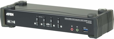 Aten CS1924M 4-Port DisplayPort KVMP Switch