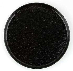 Porland Black Moss Dessert Plate D21cm