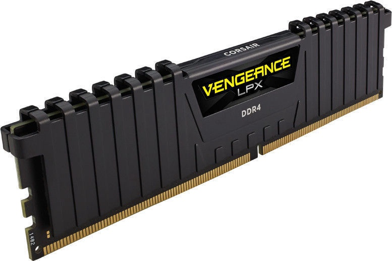 Corsair Vengeance LPX Black 16GB 4600MHz CL19 DDR4 KIT OF 2 CMK16GX4M2K4600C19