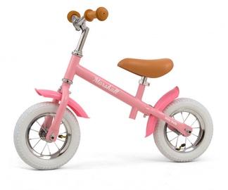 Tasakaaluratas Milly Mally Marshall Air Pink