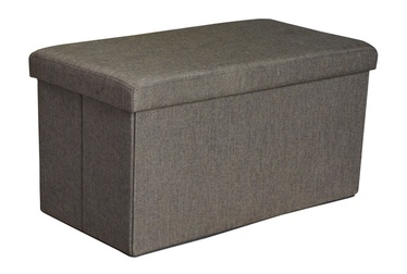 SN Pouf With Storage XYF634B Brown