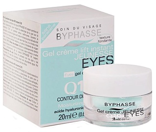 Крем для глаз Byphasse Q10 Instant Lift Eye Gel Cream, 20 мл