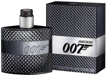 Tualettvesi James Bond 007 James Bond 007 EDT, 75 ml