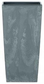 Prosperplast Urbi Square Eco Pot Grey