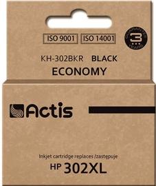 Actis Cartridge KH-302BKR For HP 21ml Black