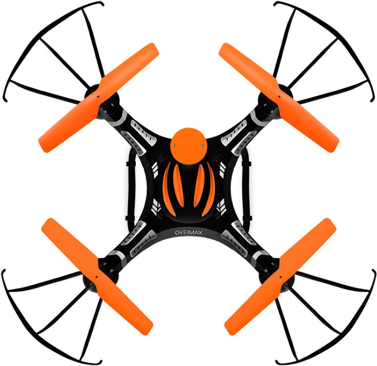 Droon Overmax X-Bee 2.5 Black