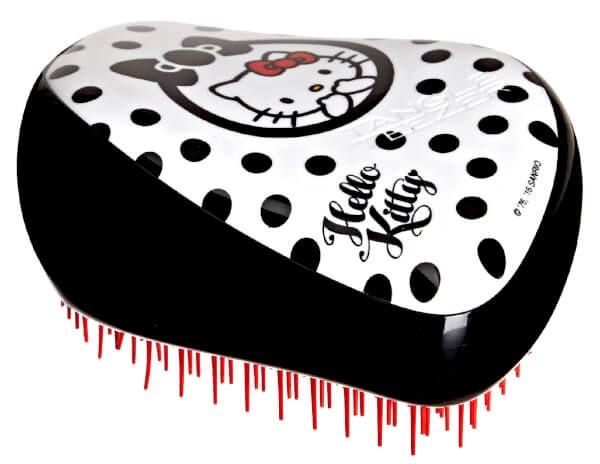 Tangle Teezer Compact Styler Brush Hello Kitty Black