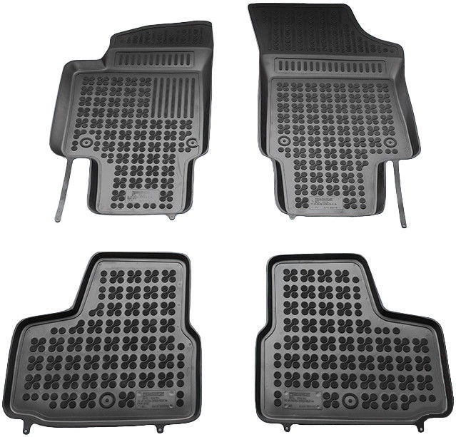 REZAW-PLAST VW UP 2012 Rubber Floor Mats