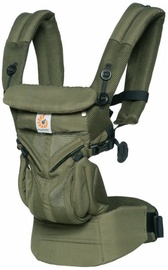 ErgoBaby Omni 360 Baby Carrier All-In-One Cool Air Mesh Khaki Green