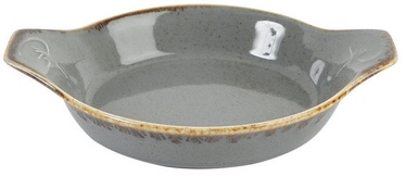 Porland Seasons Serving Plate D17cm Dark Grey