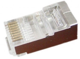 Gembird LC-PTF-01 Universal Pass-Through Modular FTP Connector 10pcs