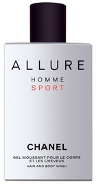 Chanel Allure Sport 200ml Hair and Body Wash