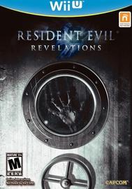 Resident Evil Revelations WiiU