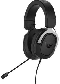 Mänguri kõrvaklapid Asus TUF Gaming H3 Silver
