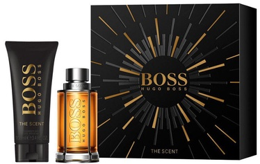 Tualettvesi Hugo Boss The Scent 50 ml EDT+100 ml Dušigeel New Design