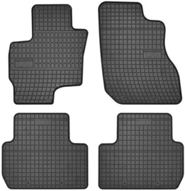 Frogum Mitsubishi Outlander III PHEV Rubber Floor Mats