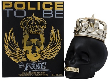 Police To Be The King 75ml EDT