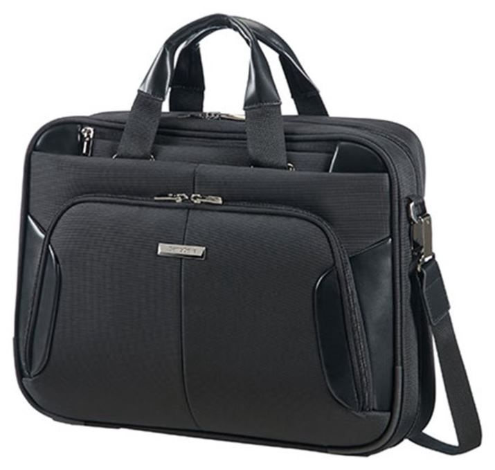 "Samsonite XBR Notebook Bag for 15.6"" Black"