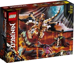 Konstruktor LEGO®Ninjago 71718 Wu lahingudraakon