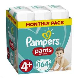 Mähkmed Pampers Active Baby, 4 +, 164 tk