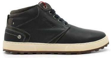 Wrangler Bruce Desert Casual Leather Shoes Navy 44