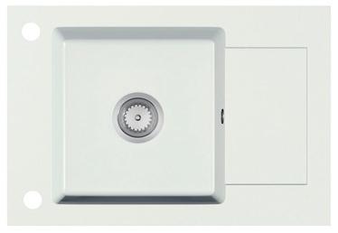 Halmar Sink Stema White
