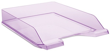 Donau Document Tray Purple 7470001