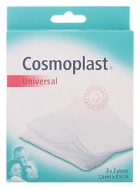 Cosmoplast Universal Gauze 7.5x7.5cm 3x2pcs