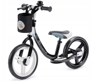 Детский велосипед Kinderkraft Space Black