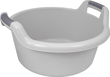 Curver Bowl With Handles Round 27L Grey