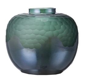 Home4you Luxo Vase D25x26cm Green